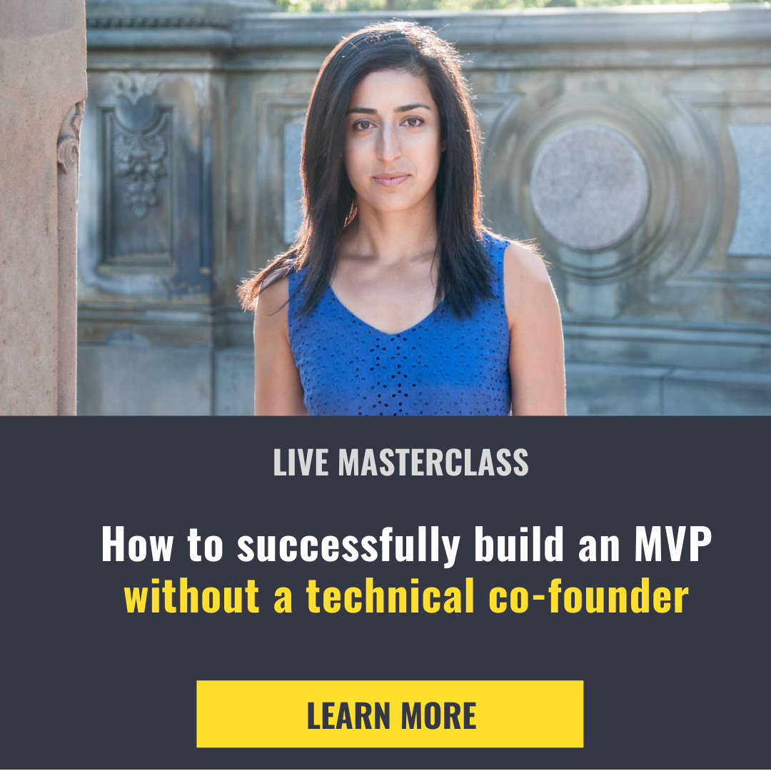 How to successfully build an MVP without a technical co-founder